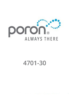 PORON 4701-30 Very Soft