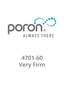 PORON 4701-60 Very Firm