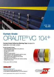 VC104+ Curtain Grade Flyer